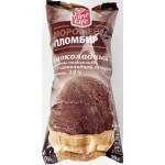 Мороженое пломбир FINE LIFE ваниль/шоколад вафельный стаканчик, 90г