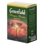 Чай GREENFIELD Kenyan Sunrise черный листовой, 200г