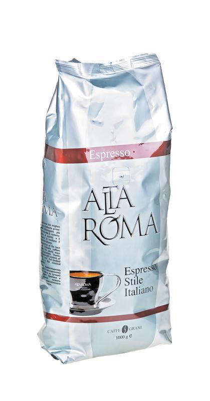 Кофе зерновой ALTA ROMA Espresso, 1кг