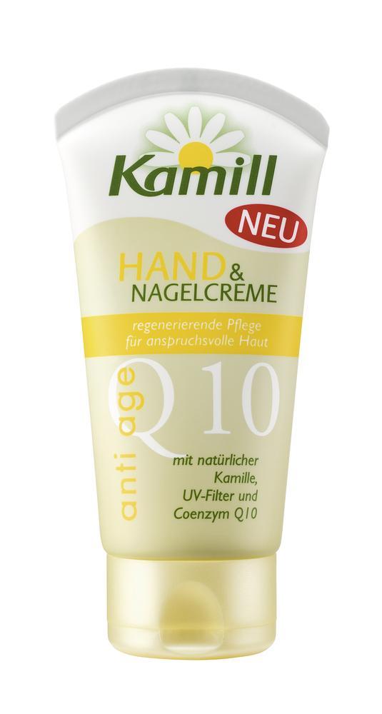 Крем для рук KAMILL anti-agе q10 против старения кожи, 75мл
