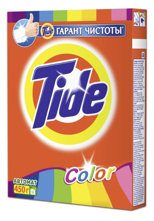 Порошок TIDE Автомат Color, 450г