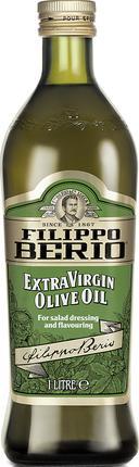 Масло оливковое FILIPPO BERIO Еxtra Virgin, 1л