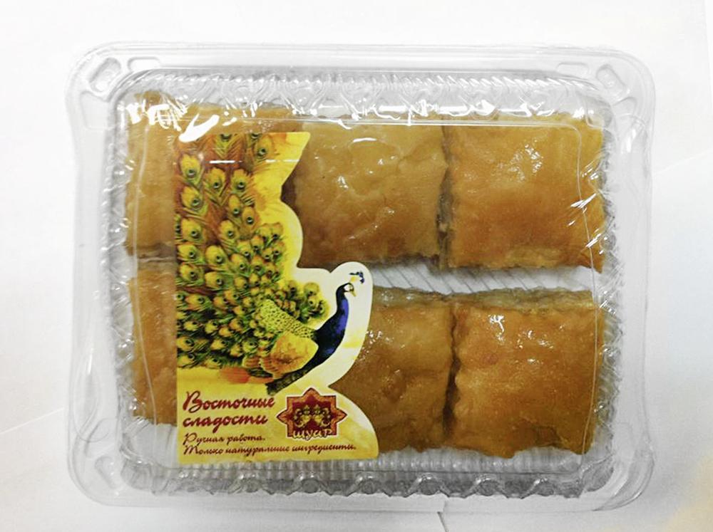 Восточная сладость ШУАР равиоли десертные, 250г