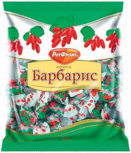 Карамель БАРБАРИС, 500г