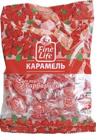 Карамель FINE LIFE Барбарис, 250г