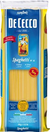 Спагетти DE CECCO, 1кг