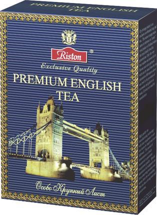 Чай RISTON Ceylon premium черный листовой, 200г