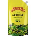 Майонез МАХЕЕВЪ Оливковый 67%, 380г