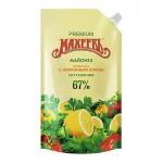 Майонез МАХЕЕВЪ Провансаль с лимонным соком 67%, 380г