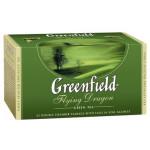 Чай черный GREENFIELD пакетированный, 25х2г