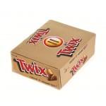 Батончик TWIX шоколадный, 55г