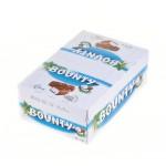 Батончик BOUNTY шоколадный в упаковке, 32х55г