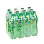 Газированный напиток 7-UP в упаковке, 12х0,6л