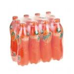 Газированный напиток MIRINDA апельсин в упаковке, 12х0,6л