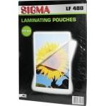 Пленка SIGMA  для ламинирования А4/80, 100ш