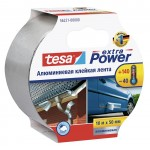 Лента TESA алюминиевая, 80мкр