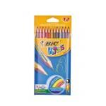 Цветные карандаши BIC KIDS, 12цв