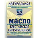 Масло сливочное ЕЛАБУЖСКОЕ МОЛОКО Крестьянское 72,5%, 180г