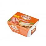 Сыр плавленый PRESIDENT с ветчиной, 400 г