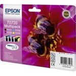 Картридж для струйных принтеров EPSON C13T10554A10 цветной