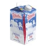 Молоко ПЕРВЫЙ ВКУС пастеризованное 2,5%, 1л