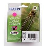 Картридж EPSON T0822 Magenta