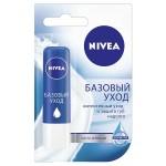 Бальзам для губ NIVEA базовый уход, 4,8г