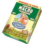Масло сливочное КОРОВКА ИЗ КОРЕНОВКИ сладко-сливочное 82,5%, 180г