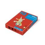 Цветная бумага IQ COLOR интенсивный кораллово-красный 80г 500листов