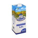 Молоко ПРОСТОКВАШИНО пастеризованное 2,5%, 950 мл