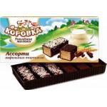 Торт вафельный КОРОВКА, 200г