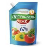 Майонез ЕЖК провансаль 67%, 444г