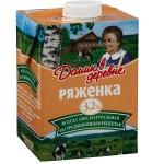 Ряженка ДОМИК В ДЕРЕВНЕ 3,2%, 475 г