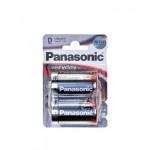Батарейки PANASONIC D SP 2ШТ