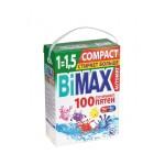 Стиральный порошок BIMAX 100 пятен Automat, 4 кг
