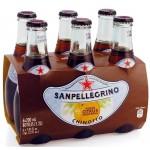 Напиток SANPELLEGRINO Chinotto померанец, 200мл
