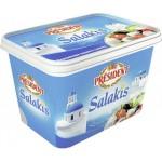 Сыр Салакис PRESIDENT 48%, 500г