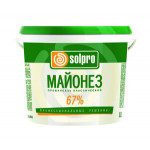 Майонез SOLPRO 67%, 10 л