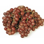 Виноград красный (лоток)