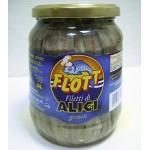 Филе анчоусов в подсолнечном масле FLOTT, 580 г