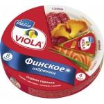 Сыр плавленый VIOLA Финское ассорти, 130г