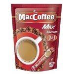 Кофе растворимый MACCOFFEE классический 3 в 1, 20х16г