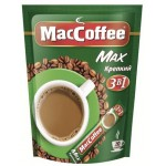 Кофе растворимый MACCOFFEE Мах крепкий 3в1, 20х16 г