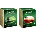 Чай GREENFIELD Flying Dragon зеленый листовой, 200 г