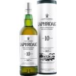 Виски LAPHROAIG 10-летний 40% в подарочной упаковке, 0,7л