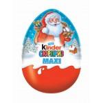 Шоколадное яйцо Макси KINDER FERRERO, 100г