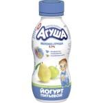 Йогурт питьевой АГУША Натуральный 3,1%, 200г
