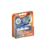 Сменные кассеты для бритья GILLETTE fusion proglide  power, 2шт