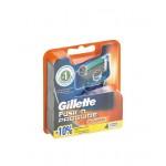 Сменные кассеты для бритья GILLETTE Fusion proglide power, 4 шт