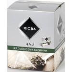 Чай RIOBA зеленый пакетированный, 20х2г